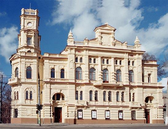 Херсонский художественный музей им. А.А. Шовкуненко