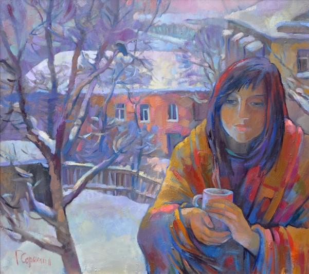 Сорохан Зимовий настрій